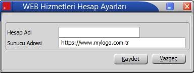 bordro plus web hizmetleri hesap ayarları