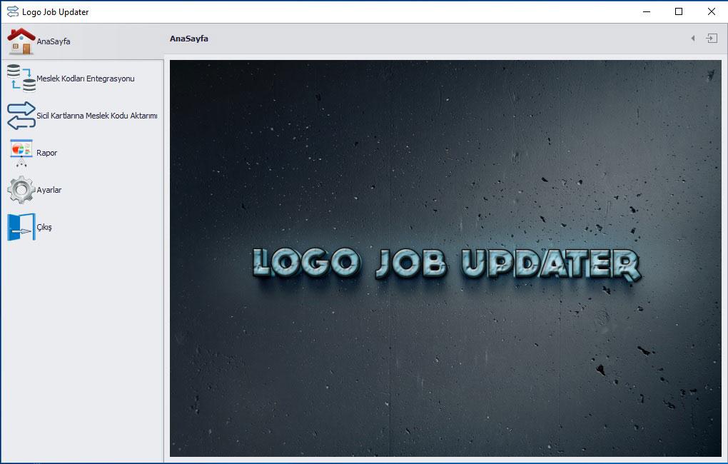 Logo Job Updater