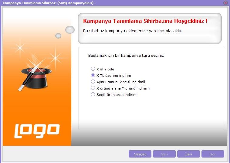 logo satış kampanya örnekleri